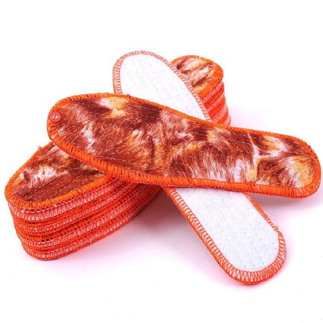 磁疗按摩鞋垫 磁石脚底穴位 女男式鞋垫子足底